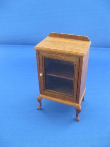 227. Small Glass Cabinet